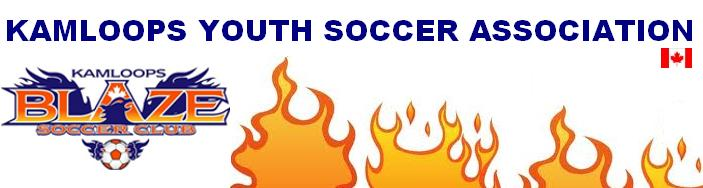 Kamloops Youth Soccer Association Logo